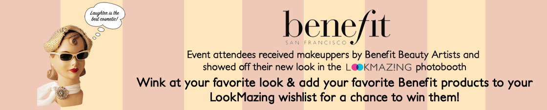 LM & Benefit Spring Beauty Affair
