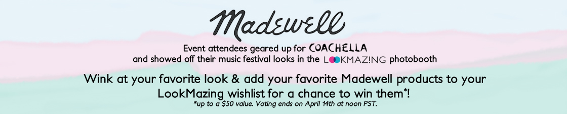 LM x Madewell Coachella Shopping Party