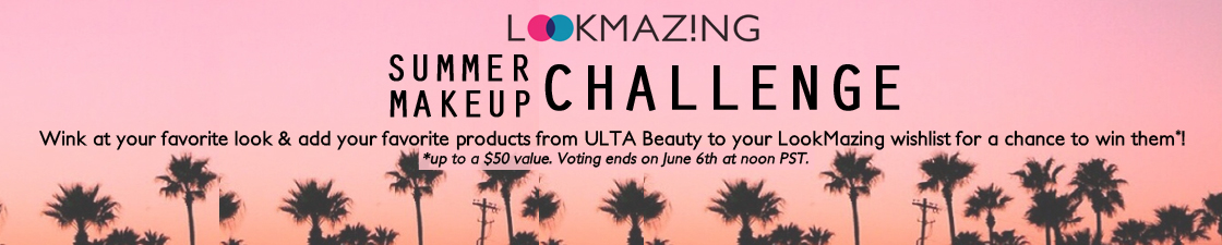 LookMazing's Summer Makeup Challenge