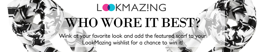 Who Wore It Best Contest - Ends Feb. 12th